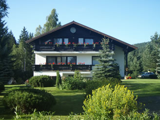Pension Burger - Harrachov
